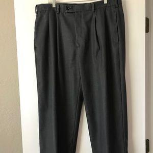 Perry Ellis Portfolio Trousers Dark Grey